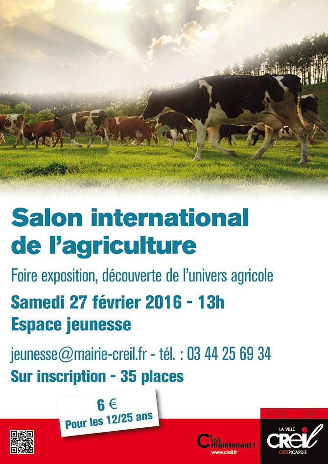 Salon international de l 39 agriculture d tails d 39 un v nement - Salons de l agriculture ...