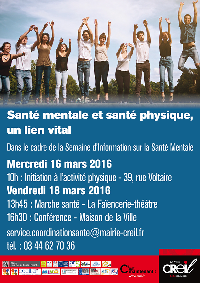 Rencontres video en sante mentale 2016