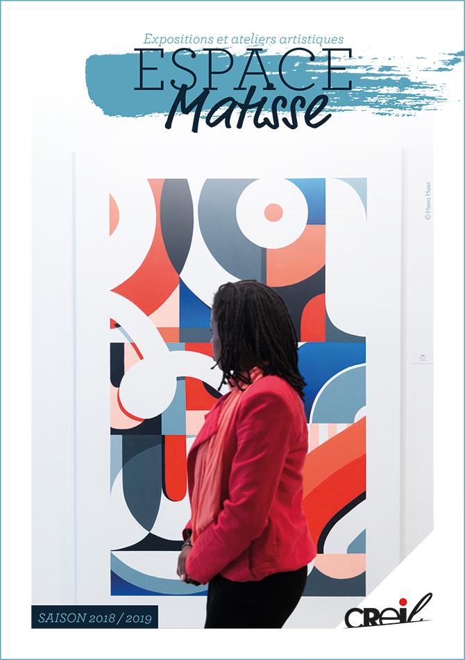 Brochure Espace Matisse - Saison 2018 / 2019